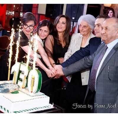 ISC-Choueifat Staff Celebrate School's 130th Anniversary