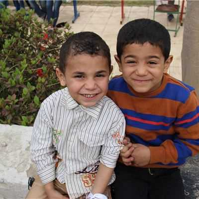 ISC-Cairo Students Bring Smiles to the Faces of 1000 Orphans