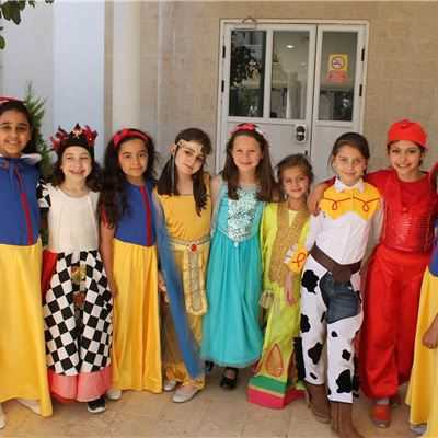 Students Dress Up as Their Favorite Book Character at ISC-Amman