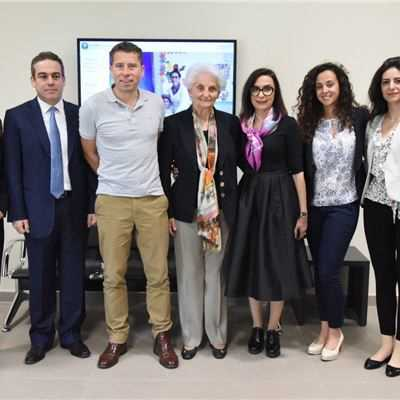 SABIS® School El-Metn Welcomes GBC-Education Delegation