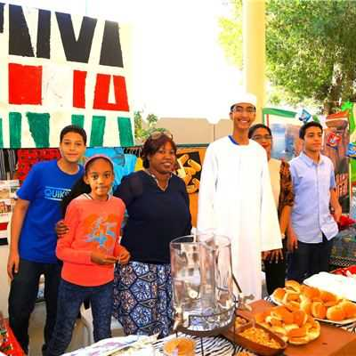 ISC-Dubai Celebrates Cultural Day