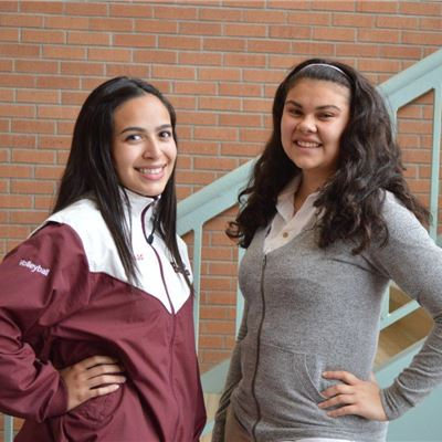Two SICS Seniors Earn Impressive Scholarships